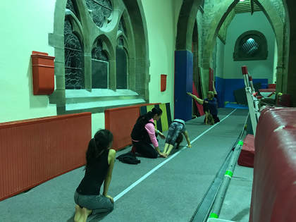 Greenhead Gymnastics Competitive Squads 2